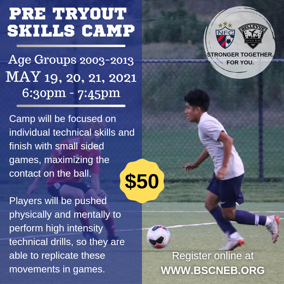Pre-Tryout Skills Camp